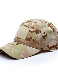 cheap -Men's Baseball Cap Fishing Hat Hunting Hat Outdoor UV Sun Protection UPF50+ Quick Dry Breathable Spring Summer Hat Hunting Baseball Camouflage Color Jungle camouflage Camouflage