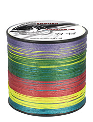 cheap -PE Braided Line / Dyneema / Superline 8 Strands Fishing Line 100M / 110 Yards PE 80LB 65LB 50LB