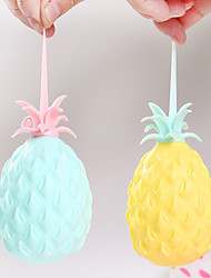 cheap -Soft Pineapple fidget Toys Stress Reliever Squishy Anti Stress Ball Sensory Figet Toys for Kids/Adult Gift