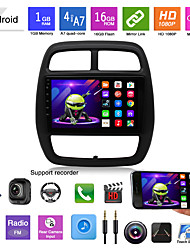 cheap -Car Dvd Mp5 Player Gps Reversing Video Car Integrated Machine Suitable For 15 Renault Kwid Android Navigation Android