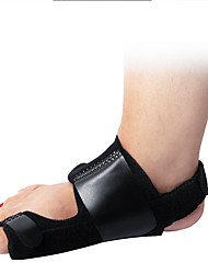 cheap -Hallux Valgus Corrector Thumb Valgus Toe Correction Belt Toe Corrector Big Foot Alloy Nursing Set Bunion Corrector