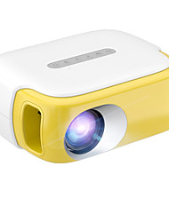 cheap -Mini Projector RD860 Portable LED Full Color Video Projector for Cartoon, TV Movie Kids Gift Party Game Movie Projector for Home Theater with HDMI USB TV AV Interfaces and Remote Control