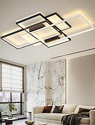 cheap -2-Light 50 cm Single Design Flush Mount Lights Metal LED Nordic Style 220-240V