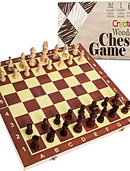 cheap -Professional Wooden Chess Set Board - Chess Set for Adults and Kids with Wood Pieces Board Game for Home and Travel