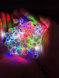 cheap -Round Ball LED Balloon Lights Luminous Lamps for Lantern Bar Christmas Wedding Party Decoration Lights Paper Lantern