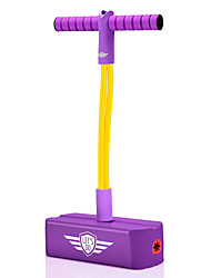 cheap -Pogo Stick for Kids, Foam Pogo Jumper Fun and Safe Toys for 3-12 Year Old Boys Girls Supports up to 250lbs Birthday Christmas Party Gifts Present(Purple)