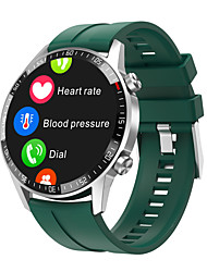 cheap -Q88 Unisex Smart Wristbands Fitness Band Bluetooth Touch Screen Heart Rate Monitor Blood Pressure Measurement Hands-Free Calls Information Call Reminder Sleep Tracker Sedentary Reminder Find My