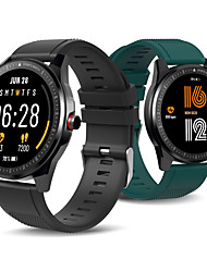 cheap -TICWRIS RS Long Battery-life Smartwatch Support Heart Rate/Blood Pressure Measure, Sports Tracker for iPhone/Android Phones