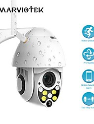 cheap -1080p auto tracking ip camera wifi mini speed dome cctv camera outdoor home security video surveillance ipcam mini camera p2p ir