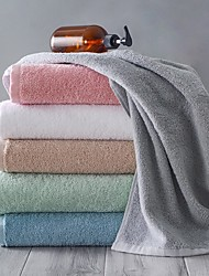 cheap -Superior Quality Bath Towel Pure Egyptian Cotton Towel Thickened Household Soft Large Size Absorbent Bath Towel 75*150CM