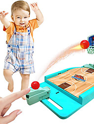 cheap -Basketball Game ToyDesktop Sports Games Basketball Gifts Desktop Arcade Basketball Game Indoor Basketball Shooting Game with Basketball Court Move Basket Fun Sports Novelty Toy for Boys and Girls