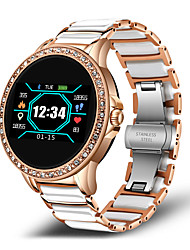 cheap -LIGE BW0159 Smartwatch Fitness Running Watch Bluetooth Pedometer Call Reminder Sleep Tracker Waterproof Heart Rate Monitor Blood Pressure Measurement IP 67 45mm Watch Case for Android iOS Men Women