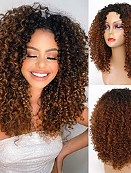 cheap -Synthetic Wig Curly Short Bob Wig Short A1 A2 Synthetic Hair Women's Cosplay Party Fashion Black Brown