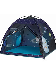 """cheap -Space World Play Tent-Kids Galaxy Dome Tent Playhouse for Boys and Girls Imaginative Play-Astronaut Space for Kids Indoor and Outdoor Fun, Perfect Kid's Gift- 47"""" x 47"""" x 43"""""""