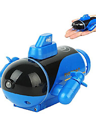 cheap -Remote Control Boats Toy Boats Waterproof Rechargeable Remote Control / RC for Pools and Lakes Boat Submarine For Kid's Adults' Gift