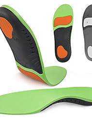cheap -Arch Orthopedic Insoles Adult Arch Pad Support Insoles Men And Women Sports And Leisure Insoles Pu Shock Absorption Massage Cushion