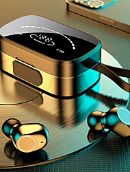 cheap -K2 True Wireless Headphones TWS Earbuds Bluetooth5.0 Stereo HIFI with Charging Box for Apple Samsung Huawei Xiaomi MI  Mobile Phone