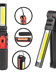 cheap -Cob Work Light Folding Magnet Car Inspection Light Usb Rechargeable Flashlight Portable Emergency Light Auto Repair Light