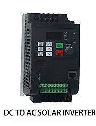 cheap -Photovoltaic power generation DC input 400-700V solar inverter 2.2kw3HP fan and water pump special output three-phase 380V built-in MPPT