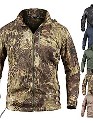cheap -gear hard fall jacket | 100% waterproof, windproof soft-shell with ultra comfortable and warm 4 way stretch (x-large, optima-4 camo)