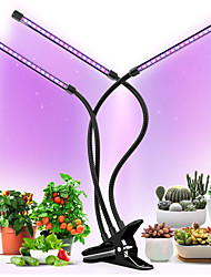 cheap -1 set 10 W 800-900 lm 60 LED Beads Dimmable For Greenhouse Hydroponic Rigid LED Light Bars LED Grow Lights Red Blue 5 V Vegetable Greenhouse