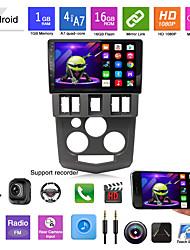 abordables -Lecteur dvd de voiture mp5 gps adapté pour 04-08 renault logan logan l90 navigation android android tout-en-un machine