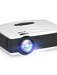 cheap -GA9 Mini Projector 2800 Lumens Native HD 1280x720P WIFI Beamer Portable LED Projectors 3D Home Theater Cinema Movie Game