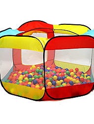 cheap -Ball Pit Play Tent for Kids - 6-Sided Ball Pit for Kids Toddlers and Baby - Fill with Plastic Balls (Balls Not Included) or Use As an Indoor / Outdoor Play Tent