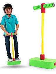 cheap -Pogo Jumper - Foam and Rubber Pogo Stick for Kids and Adults - Durable, Lightweight, and Easy to Store for Indoor and Outdoor Use