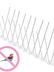 cheap -Bird And Pigeon Spikes Anti Bird Anti Pigeon Spike Pest Control Bird Repellent Garden Supplies