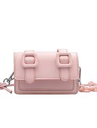 cheap -Women's Bags Crossbody Bag Daily Date 2021 MessengerBag White Black Purple Yellow