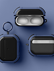 cheap -Case For AirPods / AirPods Pro Shockproof / Cool Headphone Case Soft