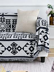 cheap -Sofa Cover Geometric Printed Cotton Slipcovers