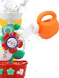 cheap -Bath Toy Bathtub Pool Toys Water Pool Bathtub Toy Sunflower Plastic Sprinkler Bathtime Bathroom for Toddlers, Bathtime Gift for Kids & Infants / Kid's