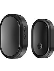 cheap -KONLEN A99 Wireless One to One Doorbell Music Non-visual doorbell / Waterproof / Sound adjustable Surface Mounted Doorbell