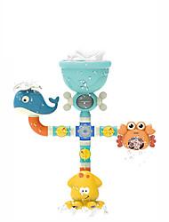 cheap -Waterfall Fill Spin Bath Toy Bathtub Pool Toys Water Pool Bathtub Toy Plastic Bathtime Bathroom for Toddlers, Bathtime Gift for Kids & Infants / Kid's