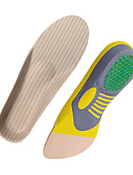 cheap -Arch Sports Insole Shock Absorption Sweat-Absorbing Arch Support Insole Basketball Running EVA Corrective Insole