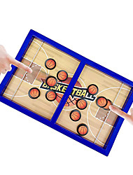 cheap -Fast Sling Puck Game Two Player Board Games Basketball Board Games Toys for Kids & Adults