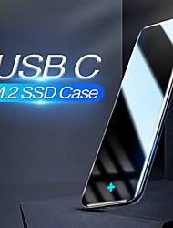 cheap -BASEUS USB 3.0 to SATA External Hard Drive Enclosure Shockproof CAYPH-D0G