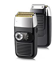 cheap -Reciprocating Electric Razor Men Push Light Haircut Artifact Charging Dual-purpose Shave Beard