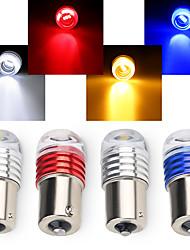cheap -OTOLAMPARA 3W DC12V 1156 1157 LED Car Turn Signal Light Bulb Yellow High Quality Color Brake Stop Light Red Color Backup Reverse Light White Color 1pcs