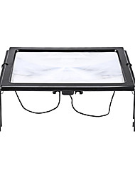 cheap -Magnifier Portable LED 3 X Magnifier Daily Wear Reading Adults'
