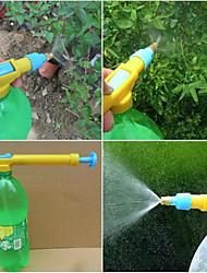 cheap -Trolley Gun Water Bottles Sprayer Head Pesticide Spraying Head Garden Bonsai Pressure Sprayer Agriculture Tools