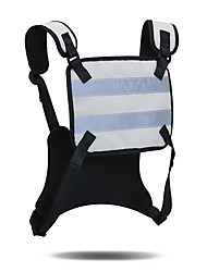 cheap -Unisex Bags Oxford Cloth Sling Shoulder Bag 2 Pieces Purse Set Zipper Solid Color Going out Outdoor Backpack White Black