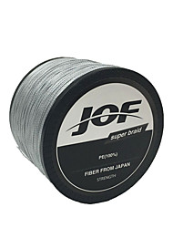 cheap -PE Braided Line / Dyneema / Superline 4 Strands Fishing Line 100M / 110 Yards PE 120LB 100LB 80LB Abrasion Resistant