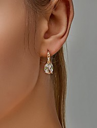 cheap -Women's Earrings Classic Stylish European Sweet Earrings Jewelry Blushing Pink / Gold For Party Evening Street Prom Date Festival
