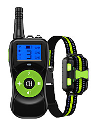 cheap -2600 FT Range (0.5 Mile) 4-1 Citronella Dog Training Collar with Remote, Vibrate,Tone and Night Light Functions Safe, Humane, No Shock Waterproof Rechargeable Add up to 3 Collars