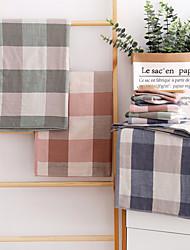 preiswerte -litb basic bad 100% reine baumwolle handtuch weich bequem quadratisch täglich zuhause badetücher 1 stück 35 * 75cm