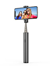 cheap -SEAJIC Portable Selfie Stick Bluetooth Remote Control Adjustable Tiktok Youtube Live Smartphone Selfie Stick for Samsung S21 Ultra S20 Plus A12 S10 A52 Huawei Google OPPO VIVO LG Xiaomi Selfie Stick