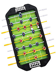 cheap -1 Set Electric Football Game Desktop Football Game Miniature Football Toy Interactive Sports Game for Kids Adults